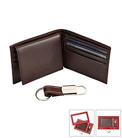 Perry Ellis® Men's Soft Leather Passcase