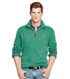 Polo Ralph Lauren® Men's French-Rib Half-Zip Pullover