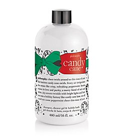philosophy® Candy Cane Shampoo, Shower Gel & Bubble Bath