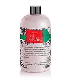 philosophy® Iced Orchid Shampoo, Shower Gel & Bubble Bath