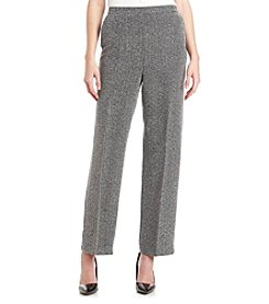Alfred Dunner® Oscar Night Textured Short Pant
