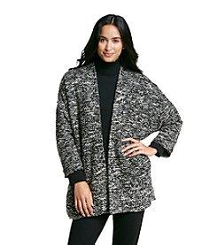 Black Rainn™ Boucle Jacket
