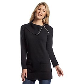 Eight Eight Eight Tunic With Front Pocket