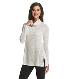 Bobeau Cowl Neck Sweater