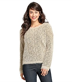 Fever™ Animal Print Sweater