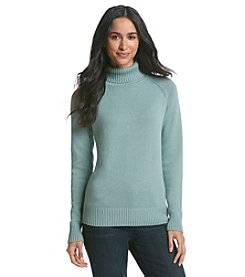 Jeanne Pierre® Turtleneck Sweater