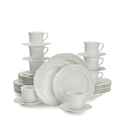Mikasa® Antique White 40-pc. Dinnerware Set