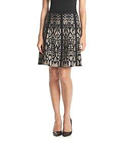 Spense® Printed Skirt