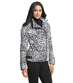 Marc New York Performance Printed Puffer Jacket
