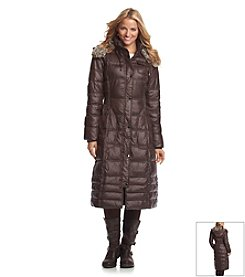Laundry by Design Full Length Puffer Coat