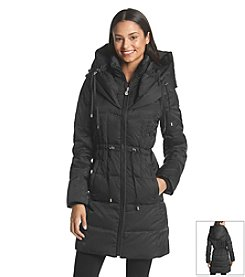 Betsey Johnson® Three-Quarter Anorak