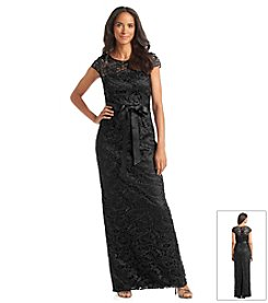 Adrianna Papell® Lace Gown