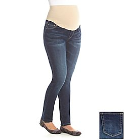 Three Seasons Maternity™ Skinny Jeans With Natural Belly Band