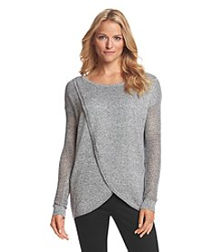 Nine West Jeans® Drape Sweater