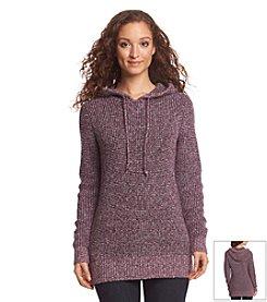 Ruff Hewn Tuck Stitch Sweater Hoodie