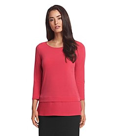 Ivanka Trump® Layered Top