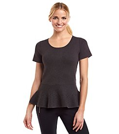 Ivanka Trump® Jacquard Top