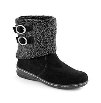 "White Mountain ""Frosted"" Casual Boots"