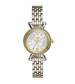 Fossil® Women's Georgia Cordele Watch in Two-Tone