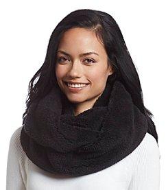 Calvin Klein Sherpa Fuzzy Loop Scarf