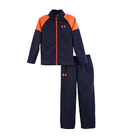 Under Armour® Baby Boys' 12-24M Precision Warm Up Two-Piece Set