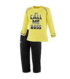 Under Armour® Baby Boys' Call Me Boss Set