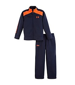 Under Armour® Baby Boys' Newborn-12M Element Warm-Up Set