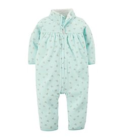 Carter's® Baby Girls' Newborn-24M Heart Print Coverall