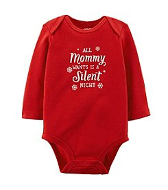 Carter's® Baby 3-24M Silent Night Bodysuit