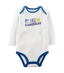 Carter's® Baby My First Hanukkah Bodysuit