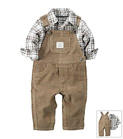 Carter's® Baby Boys Newborn-24M 2-Piece Corduroy Overalls Set