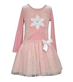 Bonnie Jean® Girls' 2T-6X Snowflake Tutu Dress