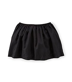 Ralph Lauren Childrenswear Girls' 2T-4T Solid Pull On Skirt