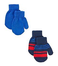Mambo® Boys' 2T-4T Striped Magic Gloves