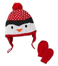 Mambo® Baby Penguin Hat Set