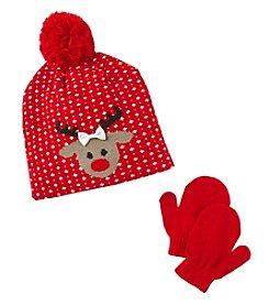 Mambo® Reindeer Hat Set