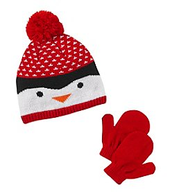 Mambo® Penguin Hat Set