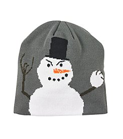 Mambo® Scary Snowman Hat