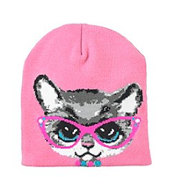 Mambo® Girls' Kitty Beanie