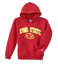 Iowa State University Boys' 8-20 Arch Over Logo Hoodie