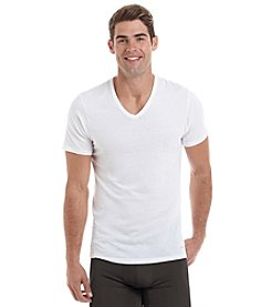Calvin Klein Men's 3-Pack Short Sleeve Slim Fit V-Neck Tee