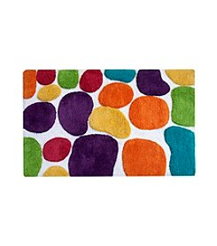 Chesapeake Pebbles Brights Runner Bath Rug