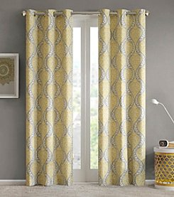 Intelligent Design Senna Window Curtain Set