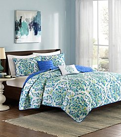 Intelligent Design Ari 5-pc. Coverlet Set