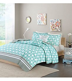 Intelligent Design Lita 5-pc. Coverlet Set