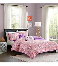 Intelligent Design Stella 5-pc. Coverlet Set