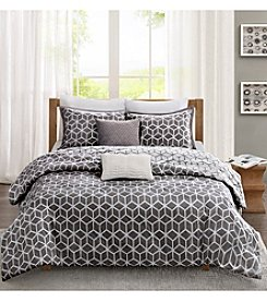 Madison Park™ Pure Morgan 5-pc. Duvet Cover Set