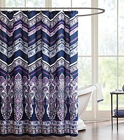 Intelligent Design Adley Shower Curtain