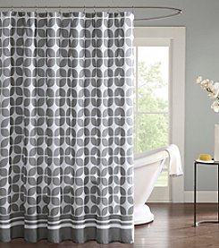 Intelligent Design Lita Shower Curtain