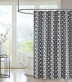 Madison Park™ Pure Alexa Shower Curtain